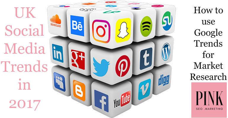 UK social media trends in 2017