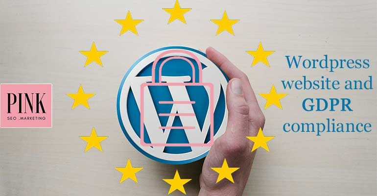 How to make a wordpress website compliant to gdpr