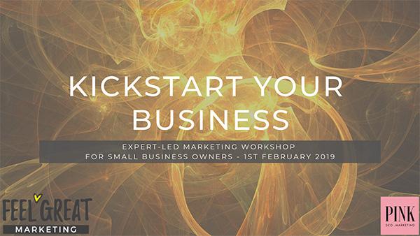 kickstart your business 2019