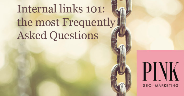 internal links tips