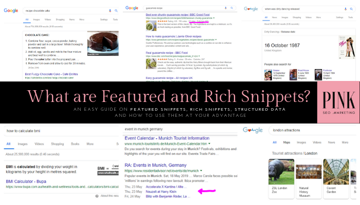 Featured Snippets Ft image