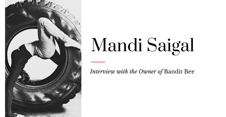 Bandit Bee Amanda Saigal Interview