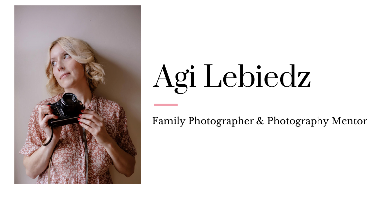 Agi Lebiedz Family Photographer