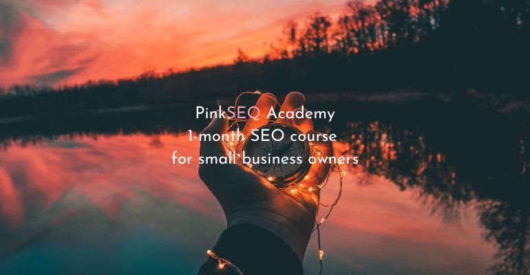 PinkSEO Academy